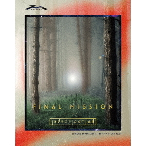 TM NETWORK/TM NETWORK FINAL MISSION -START investigation- <通常版>(Blu-ray Disc)