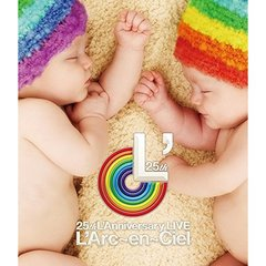 L'Arc~en~Ciel/25th L'Anniversary LIVE<通常盤BD>(Blu-ray Disc)