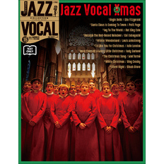 JAZZ VOCAL COLLECTION TEXT ONLY 16 ジャズ・ヴォーカル・クリスマス