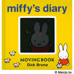 miffy's diary MOVING BOOK