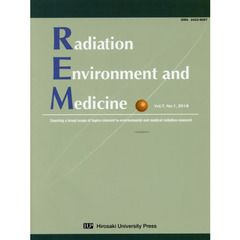 Radiation Environment and Medicine Covering a broad scope of topics relevant to envir?