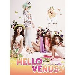 HELLO VENUS/1ST MINI ALBUM : VENUS(輸入盤)