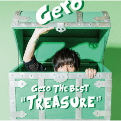 "Gero The Best ""Treasure""<初回限定盤A>"