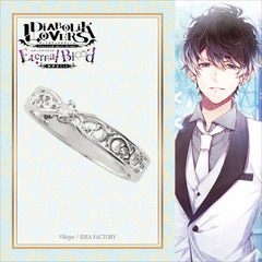 DIABOLIK LOVERS 無神家5th Eternal Blood リング 無神ルキ ver. 5号