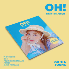 OH HAYOUNG (APINK)/1ST MINI ALBUM : OH!(輸入盤)