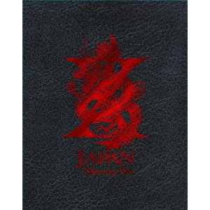 X JAPAN/Blu-ray BOX <完全生産限定>(Blu-ray Disc)