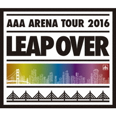 AAA ARENA TOUR 2016 - LEAP OVER -<通常盤>(Blu-ray Disc)