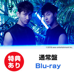 東方神起 LIVE TOUR 2017 ~Begin Again~<Blu-ray>【通常盤】<セブンネット限定特典 オリジナルB5下敷き付き>(スマプラ対応)(Blu-ray Disc)(Blu-ray)