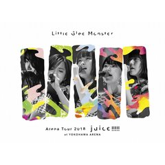 Little Glee Monster/Little Glee Monster Arena Tour 2018 - juice !!!!! - at YOKOHAMA ARENA 初回生産限定版(Blu-ray Disc)