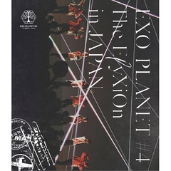 EXO/EXO PLANET #4 -The ElyXiOn IN JAPAN-(Blu-ray Disc)