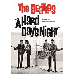 A HARD DAY'S NIGHT<予約購入特典:告知ポスター(ジャケット絵柄:B2サイズ)付き>(DVD)