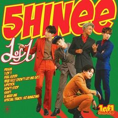 SHINee/5TH ALBUM : 1 OF 1(輸入盤)