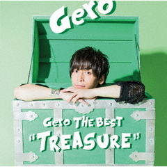 "Gero The Best ""Treasure""<初回限定盤B>"