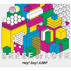Hey! Say! JUMP/SENSE or LOVE(初回限定盤)
