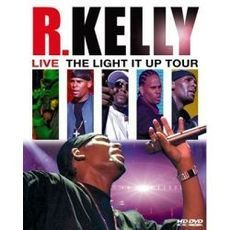 R・ケリー/LIVE! The light it up tour(HD?DVD)