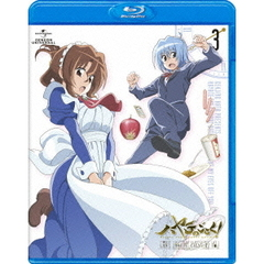 ハヤテのごとく! CAN'T TAKE MY EYES OFF YOU 第3巻 <Blu-ray通常版>(Blu-ray)
