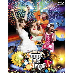 戸松遥/戸松遥 「second live tour Sunny Side Stage!」 LIVE Blu-ray(Blu-ray Disc)