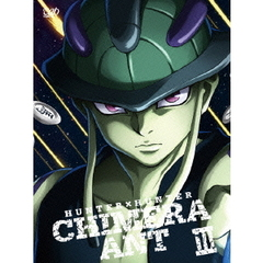 HUNTER×HUNTER ハンターハンター キメラアント編 Blu-ray BOX III(Blu-ray Disc)