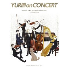 ユーリ!!! on CONCERT BD(Blu-ray Disc)