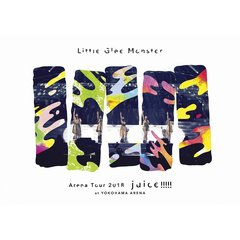 Little Glee Monster/Little Glee Monster Arena Tour 2018 - juice !!!!! - at YOKOHAMA ARENA 通常版(Blu-ray Disc)