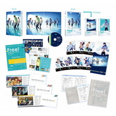劇場版 Free!-Road to the World-夢(DVD)