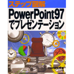 PowerPoint97でプレゼンテーション