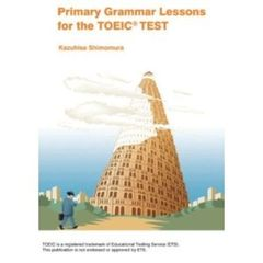 Primary Grammar Lessons for the TOEIC Test Student Book (96 pp) with Audio CD
