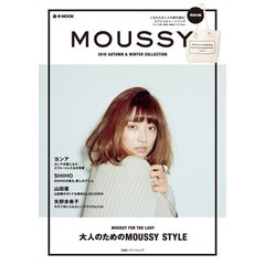 MOUSSY 2015AUTUMN & WINTER COLLECTION
