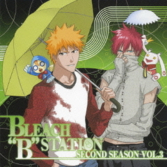 "RADIO DJCD[BLEACH""B""STATION]Second Season 3"