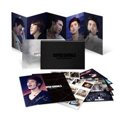 CONCERT BOOK「SUPER JUNIOR SUPER SHOW3」