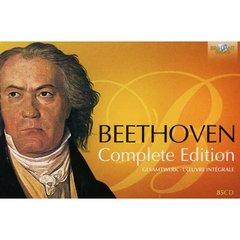 VARIOUS/BEETHOVEN : COMP EDITION(輸入盤)