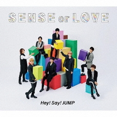 Hey! Say! JUMP/SENSE or LOVE(通常盤/初回プレス)