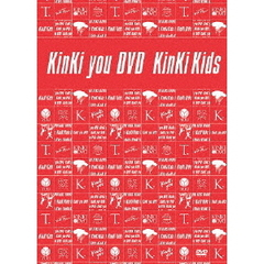 KinKi Kids/KinKi you DVD <通常盤>