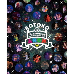 "KOTOKO/10th Anniversary The Grand Final Live ""ARCH"" 初回限定版(Blu-ray Disc)"