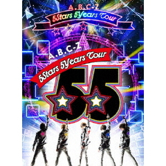 A.B.C-Z/A.B.C-Z 5Stars 5Years Tour (Blu-ray)<初回限定盤3枚組>(予約購入特典:オリジナルポスター付き)(Blu-ray Disc)