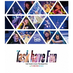 Task have Fun/Task have Fun 2nd Anniversary Oneman Live at YAMANO HALL(Blu-ray Disc)
