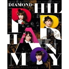 ももいろクローバーZ/ももいろクリスマス2018 DIAMOND PHILHARMONY -The Real Deal- LIVE Blu-ray(Blu-ray Disc)