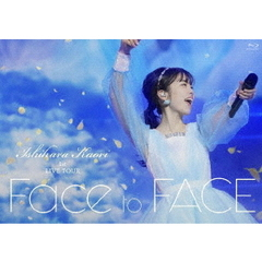 石原夏織/石原夏織 1st LIVE TOUR 「Face to FACE」 Blu-ray(Blu-ray)