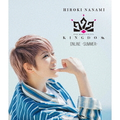 "七海ひろき/One-man LIVE 773 ""KINGDOM"" ONLINE -SUMMER-(Blu-ray)"