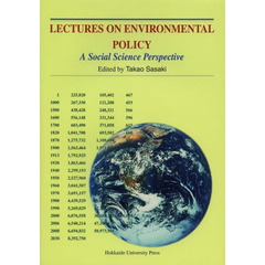 LECTURES ON ENVIRONMENTAL POLICY A Social Science Perspective