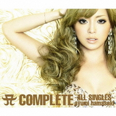 浜崎あゆみ/A COMPLETE ~ALL SINGLES~(CD)