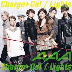 Charge & Go!/Lights(セブンネット限定トレーディングカード付き/DVD(Charge & Go! Music clip、Making)付)