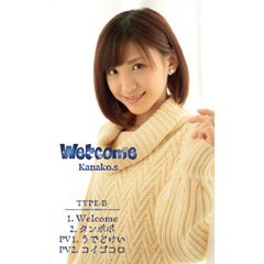 「Welcome」 MUSIC Connecting Card(TYPE-B)