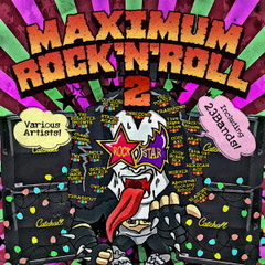 MAXIMUM ROCK'N'ROLL 2