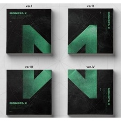 MONSTA X/6TH MINI ALBUM : CONNECT: DEJAVU(輸入盤)