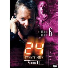 24 TWENTY FOUR シーズン II Vol.6(DVD)