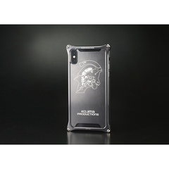【コジマプロダクショングッズ】Kojima Productions Logo Ver. for iPhone XS MAX
