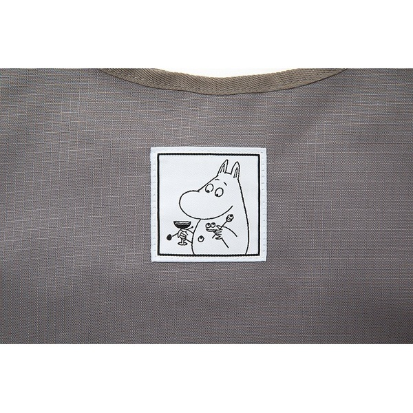 MOOMIN DAILY ECOBAG BOOK GREIGE ver. 付録