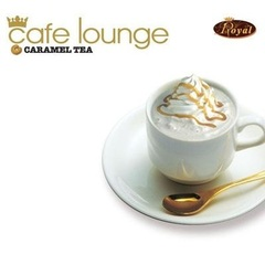 cafe lounge Royal CARAMEL TEA
