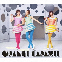 ORANGE CARAMEL(DVD(MUSIC VIDEO)付)